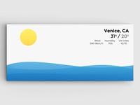 [WIP] Surfing - Weather widget 3