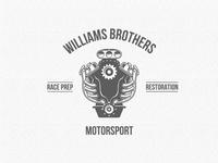 Williams Brothers Logo Concept