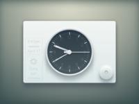 Clock full