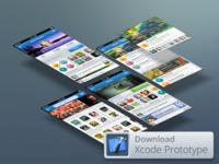 Xcode Prototype
