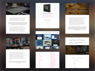 Design+Code chapter one