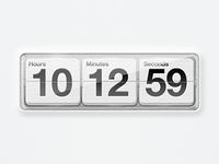 White Countdown