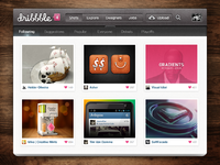 Dribbblemacappfull