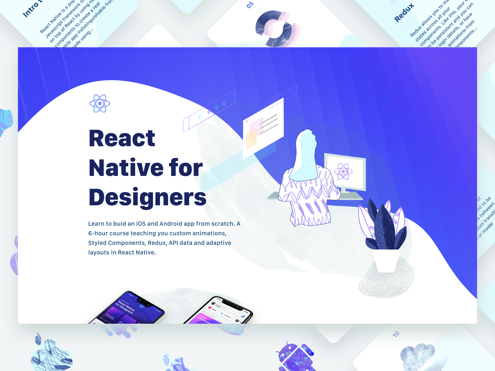 Reactnativedribbble