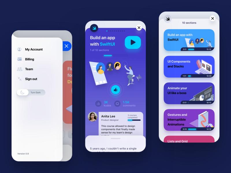 SwiftUI App