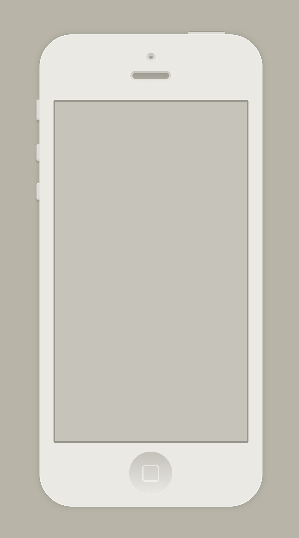 Dribbble Minimal Iphone Realism Png By Meng To
