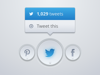 Tweet ui freebie sketch