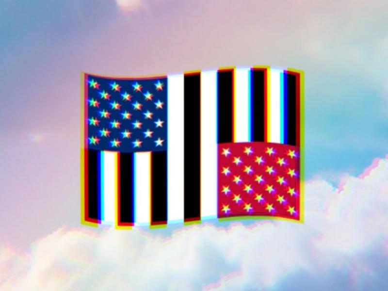 Divided We Stand fixit dsa usa america trumpanomics trump 2017 2016