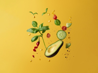 Happy Meal Series. Avocado Tree