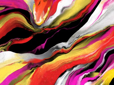 Abstract Ink flow background marble procreate illustration abstract design flow gradient color digital art digital painting painting ink artwork background art abstract art