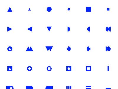 Direct Design Brand Icons branding minimal sketch illustration icons