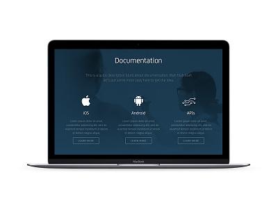 CA Mobile Application Services Documentation website documentation mobile