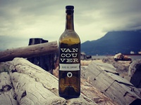 Vancouver Olive Oil Co. Bottle Design