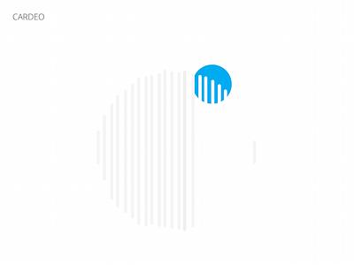Cardeo homepage minimal home