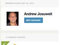 My Treehouse Profile