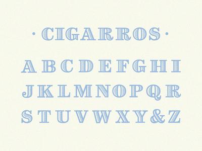 Cigarros Type