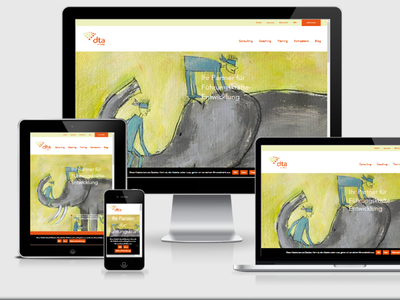 dta Coaching webdevelopment