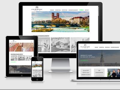 FI Immobilien webdesign webdevelopment