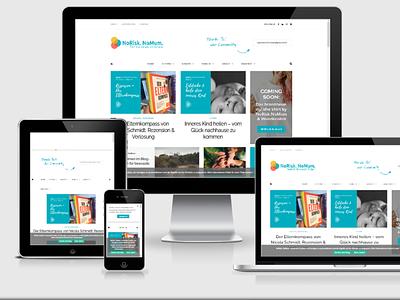 NoRisk NoMum webdesign webdevelopment