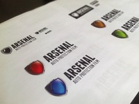 Arsenal Branding