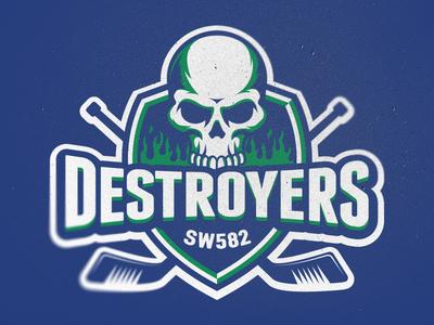 Destroyers II Logo