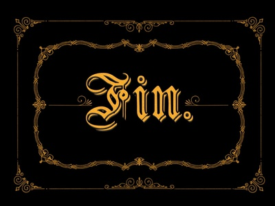 Playing with ProCreate Ornate Brushet delicate vintage intricate border texture typography type lettering ornate procreate