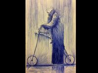 rainy cyclist-2