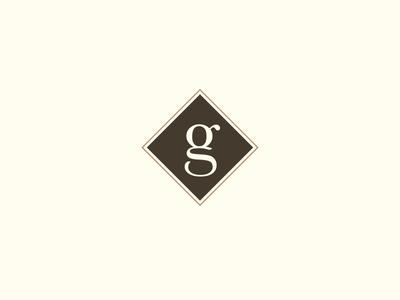 GS logo mark s g diamond classic logo