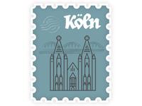 Koln Stamp