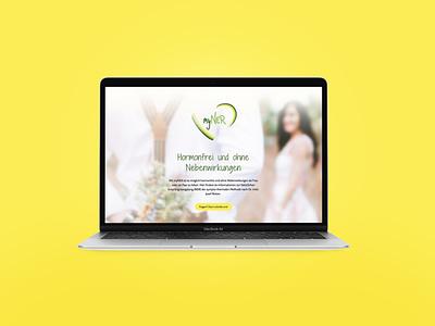 myNER simplicity illustration branding webdesign