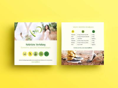 myNER branding illustration flyer