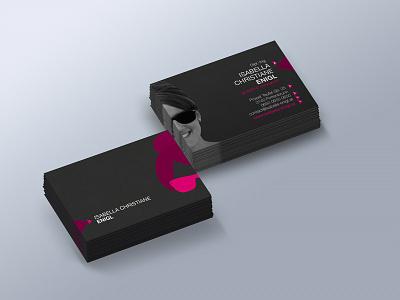 Business Card Design pattern illustration photography stationery print branding identity business cards