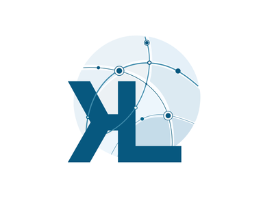 LK Networks & IT-Solutions it network corporate identity logo design branding