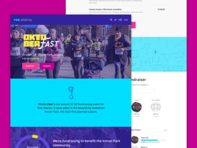 Classy Events - 5K campaign nonprofit 5k race fundraising events