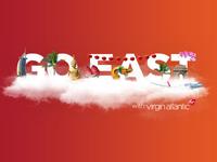 Virgin Atlantic Go East Campaign