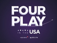 Virgin Atlantic Four Play