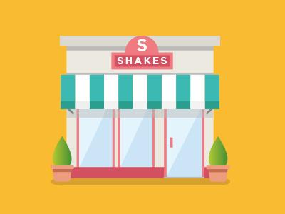 Shake shop summer milkshake shakes store