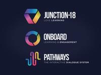 Junction-18 logos