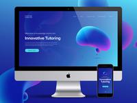 Knowledge Bomb tutoring website