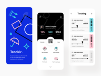 Application: Visual identity design system mobile design mobile app visual identity application app design app