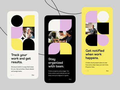 people: mobile app onboarding product design app productdesign freelancer freelance mobile design ios onboarding application mobile app mobile