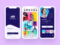 R&B - Social Network