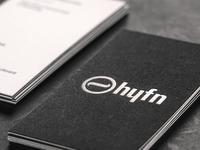 HYFN Business Card