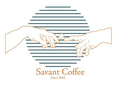 Logo Design _ Coffee Shop vector logo logodesign dailylogochallenge graphicdesign illustrator design