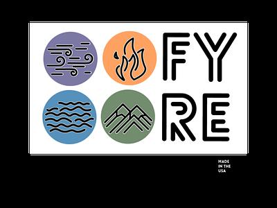 Logo Design _ Fire vector illustrator graphicdesign logo logodesign dailylogochallenge
