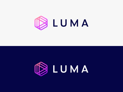 Luma branding exploration 1 high alpha identity design branding logo