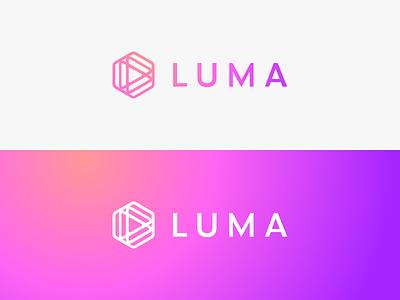 Luma branding exploration 1 high alpha identity design branding logo