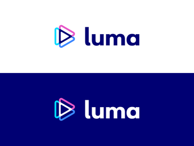 Luma branding exploration 2 high alpha identity design branding logo