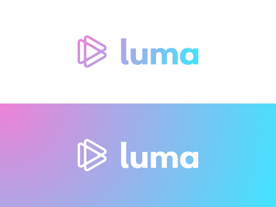Luma branding exploration 2 high alpha identity design branding logo