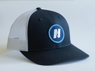 Navigators snapback patch hat high alpha badge